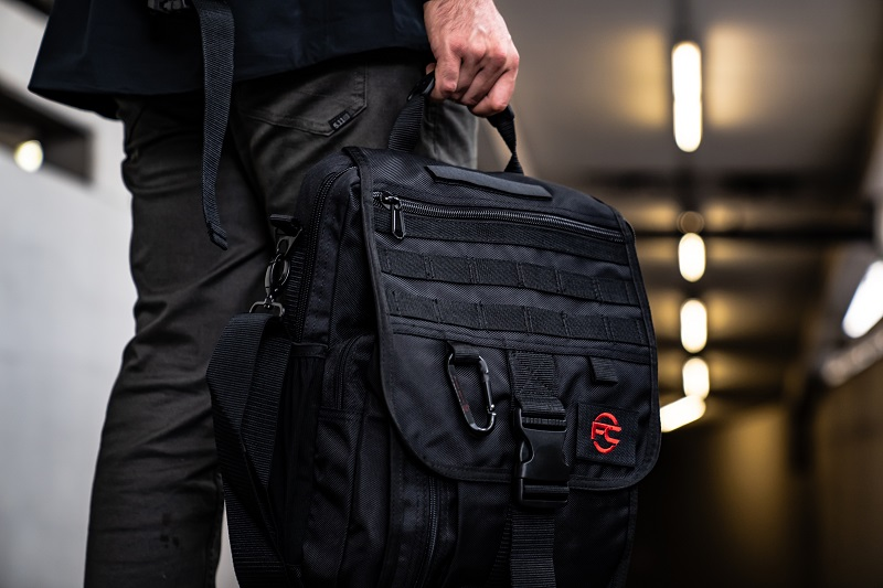Business Backpack Flying Circle Gear