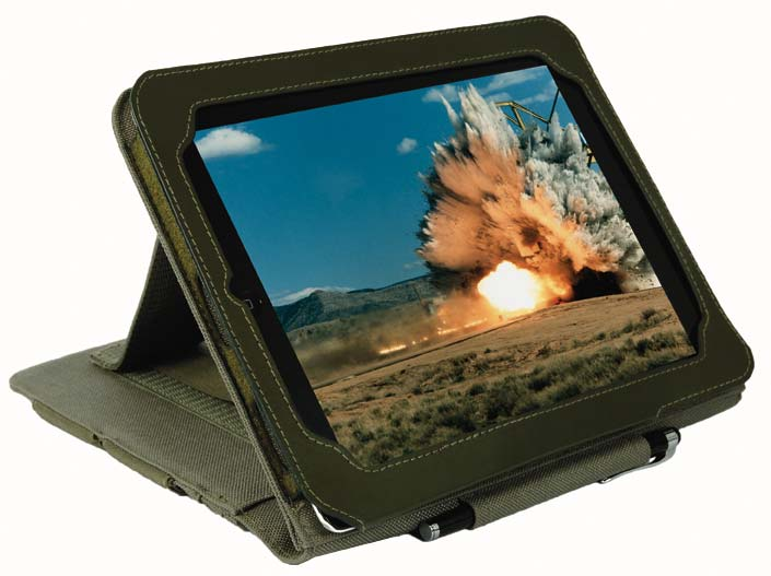Tactical iPad® Cover